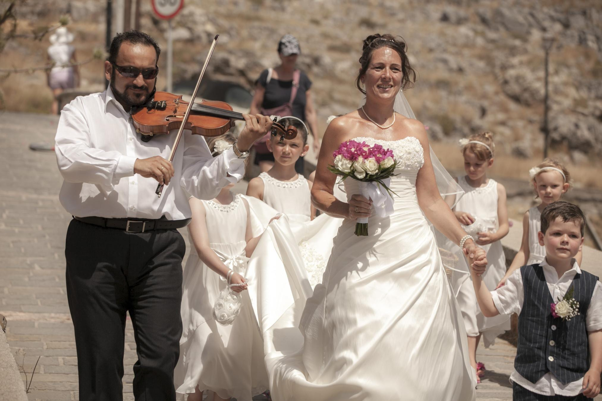 wedding musicians in rhodes