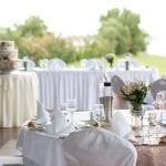 Apollo Blue Wedding reception venue