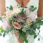 Rhodes wedding bouquet